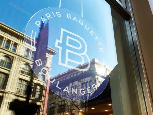 Check out Paris Baguette's simple yet elegant website design
